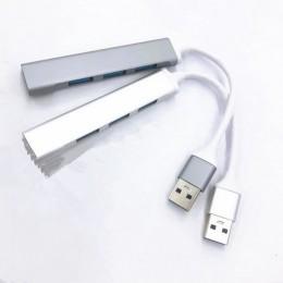 迷你USB集線器USB 3.0 HUB集線器(顏色隨機) J-14733