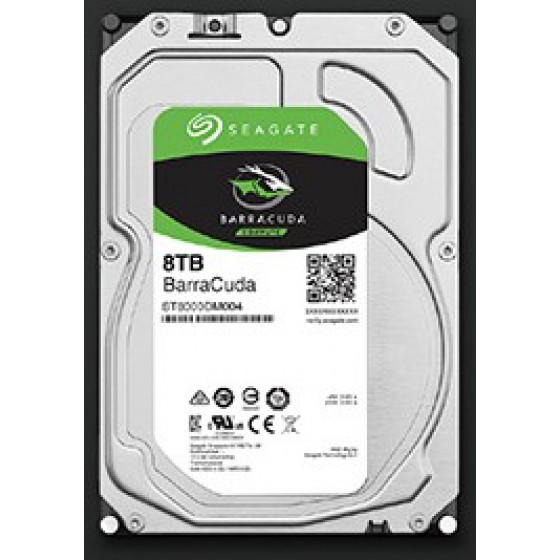 Seagate 8TB 3.5吋桌上型硬碟 全新 G-1539