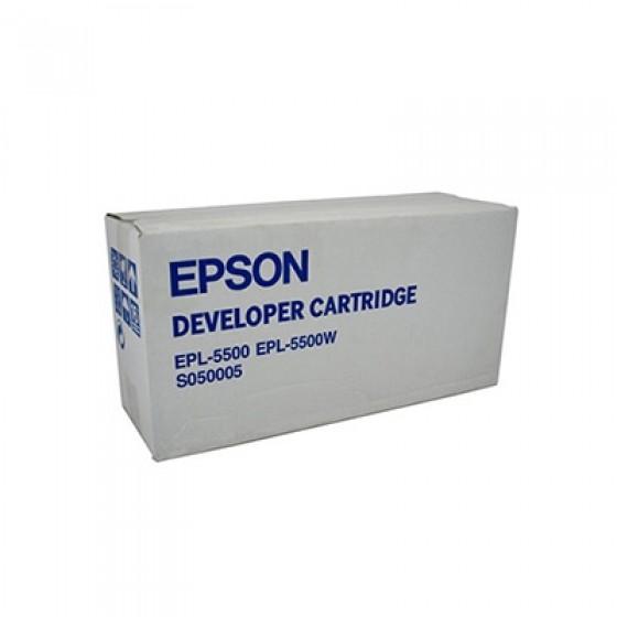 EPSON S050005 黑色碳粉匣(原廠) 全新 G-3055