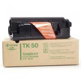Kyocera TK-50 黑色碳粉匣(副廠) 全新 G-2935