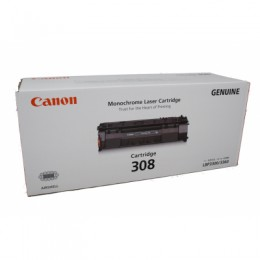 Canon 308 黑色碳粉匣(標準容量)(副廠) 全新 G-3562