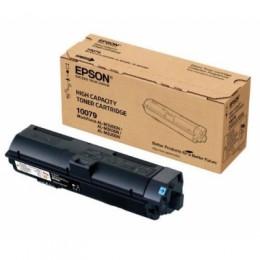 EPSON S110079 黑色碳粉匣(高容量)(原廠) 全新 G-3776