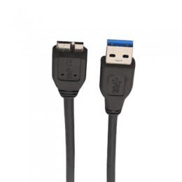 Micro USB3.0數據線USB3.0a公轉Micro轉接線 全新 G-3807