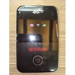 品名: 3G/4G LTE行動Wi-Fi分享器無線隨身WiFi攜帶式分享器SIM卡插卡(黑色) J-14453 六成新 G-3927