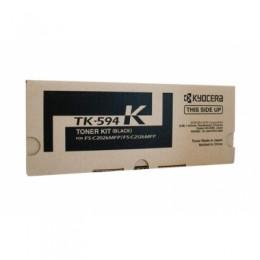 Kyocera TK-594K 黑色碳粉匣(副廠) 全新 G-4273