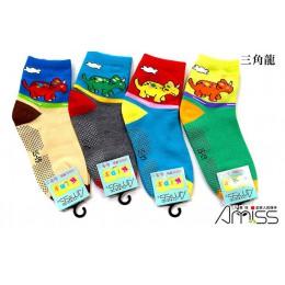 索取試用品_品名: 可愛止滑童襪*多款混色(6-9歲) J-12445 全新 G-4275