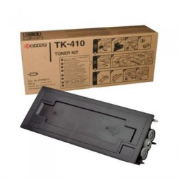 Kyocera TK-410 黑色碳粉匣(原廠) 全新 G-4305