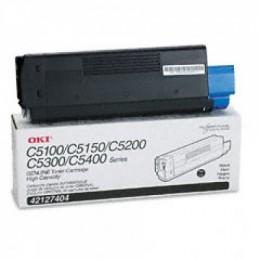 OKI 42127465 黑色碳粉匣(副廠) 全新 G-4452