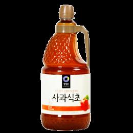 清淨園蘋果醋청정원사과식초 1.8L 全新 G-4790