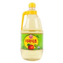 蘋果食醋 每瓶1.8公升 全新 G-6846