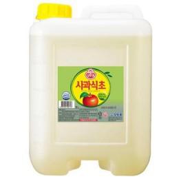 不倒翁蘋果食醋 每桶18公升 全新 G-6844