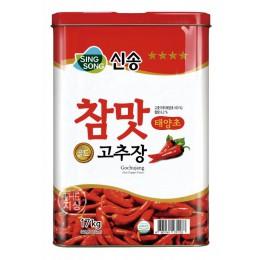 新松辣椒醬每桶17kg 全新 G-6828