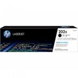 HP 202X 黑色碳粉匣(高容量)(原廠) 全新 G-7076