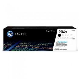 HP 206X 黑色碳粉匣(高容量)(原廠) 全新 G-7064